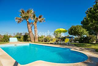 Villa with 3 bedrooms 5 km from the beach Algarve-Faro