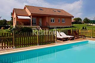 Villa de 6 chambres à 3 km de la plage Asturies