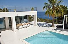 House for 10 people only 1500 meters from the beach Ibiza