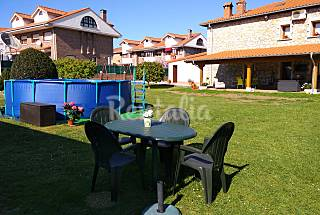 Villa for 6 people 10 km from the beach Cantabria