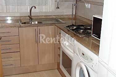 Apartamento para 4 6 personas a 150 m de la playa marina for Cocinas castellon precios