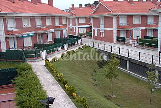 House with 2 bedrooms only 50 meters from the beach Cantabria
