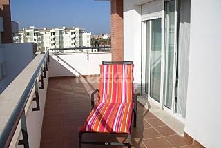 Apartamento para 2-4 personas a 500 m de la playa Almería
