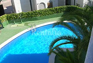 Apartment for 5-7 people only 250 meters from the beach Murcia