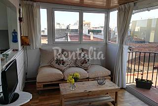 Apartment for 4 people only 150 meters from the beach Barcelona