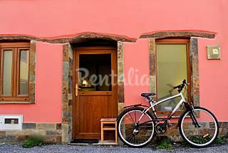 Appartement pour 4 personnes à 100 m de la plage Lugo