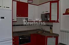 Apartamento para 2-3 pessoas a 200 m da praia Pontevedra