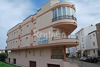 Apartment with 1 bedrooms only 1000 meters from the beach Girona