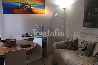 Apartment for rent only 100 meters from the beach Lisbon