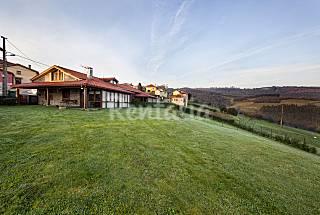 Maison pour 6-7 personnes à 5 km de la plage Asturies
