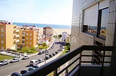 Apartamento com 1 quartos a 100 m da praia Coimbra