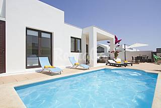 Villa for rent only 1500 meters from the beach Lanzarote