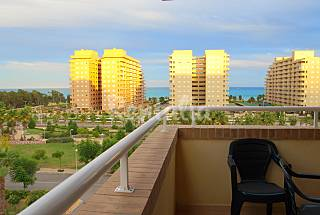 2 Apartments with 2 bedrooms only 150 meters from the beach Castellón