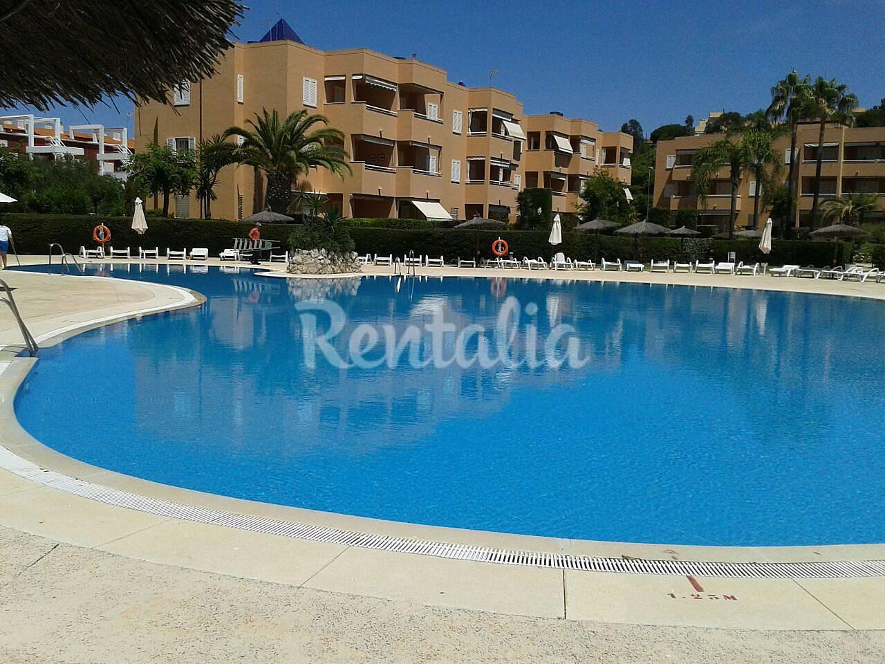 Apartamento para 3 5 personas a 100 m de la playa - Rentalia islantilla ...