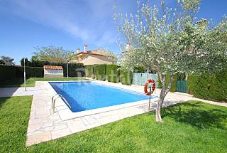 House for 6 people only 1500 meters from the beach Tarragona