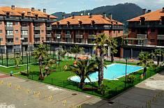 Apartamento de 2 habitaciones con piscina Cantabria