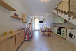 Villa with 2 bedrooms on the beach front line Ferrara