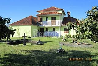 Villa with 5 bedrooms 6 km from the beach Leiria