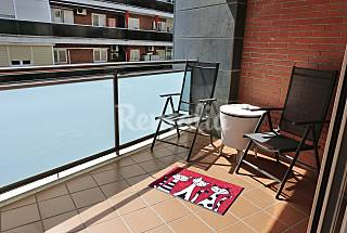 Spacious apartment in the center of the city Lerida