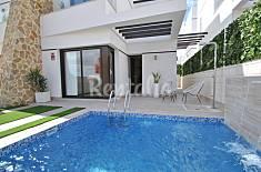 Villa para 4-5 personas a 4 km de la playa Alicante