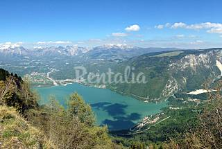 3 Mountain-view flats for 2 - 4  people each Belluno