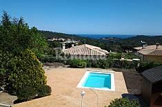 Casa de 2 habitaciones a 2.5 km de la playa Girona/Gerona