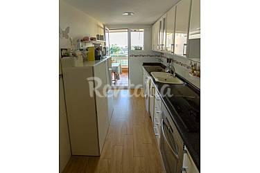 Apartamento de 2 habitaciones en 1a l nea de playa grao for Cocinas castellon precios