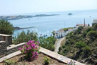Villa para 6 personas con vistas al mar Girona/Gerona