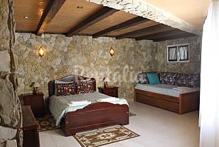 Casa 4/7 pessoas c/2 quartos Praia a 150 mts Leiria