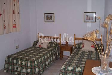 Apartment Bedroom Granada Almuñécar Apartment
