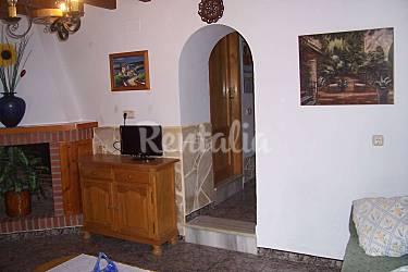 House Indoors Granada Almuñécar Cottage
