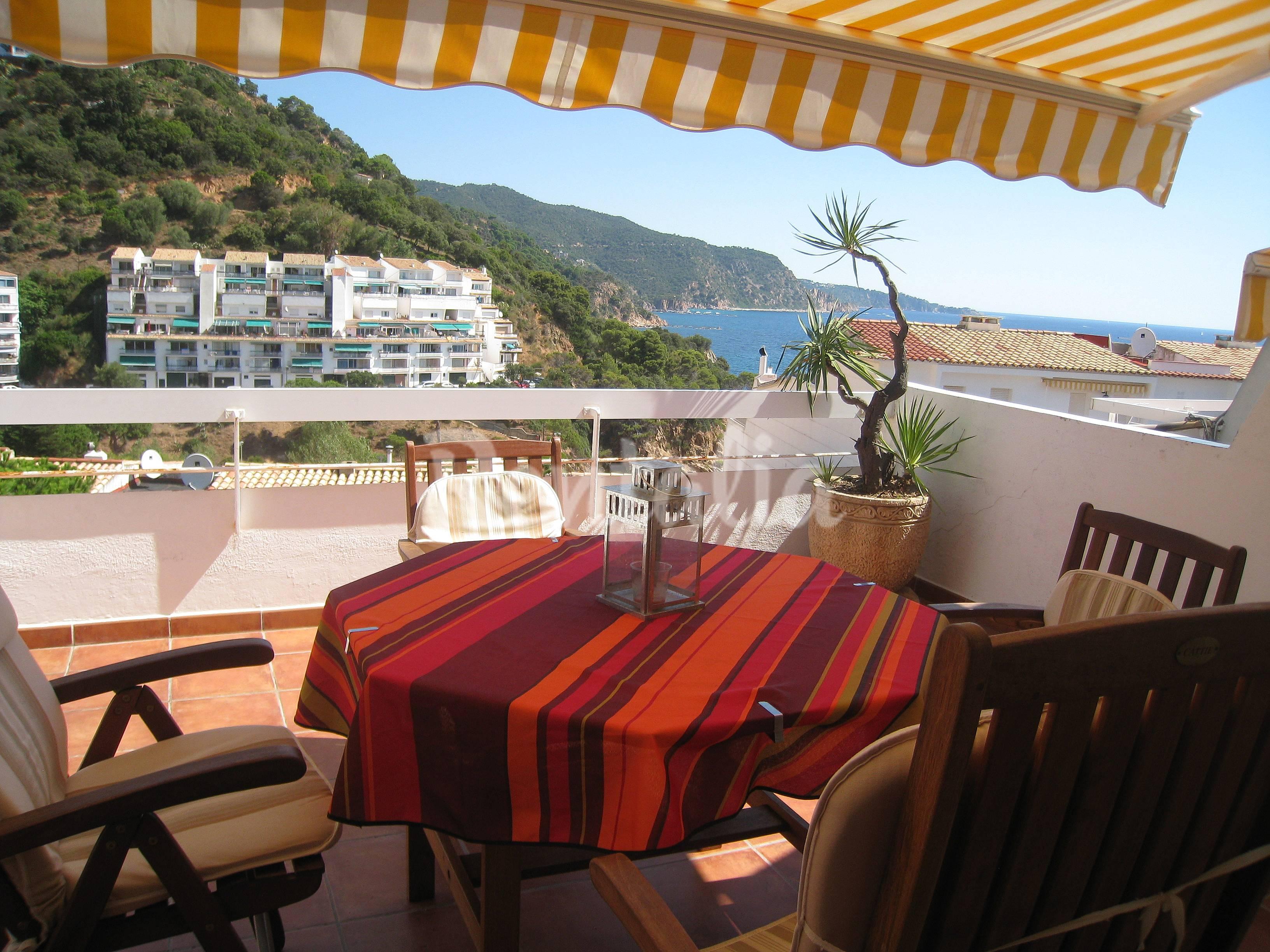 Apartamento en alquiler a 200 m de la playa salions - Alquiler de apartamentos en tossa de mar particulares ...