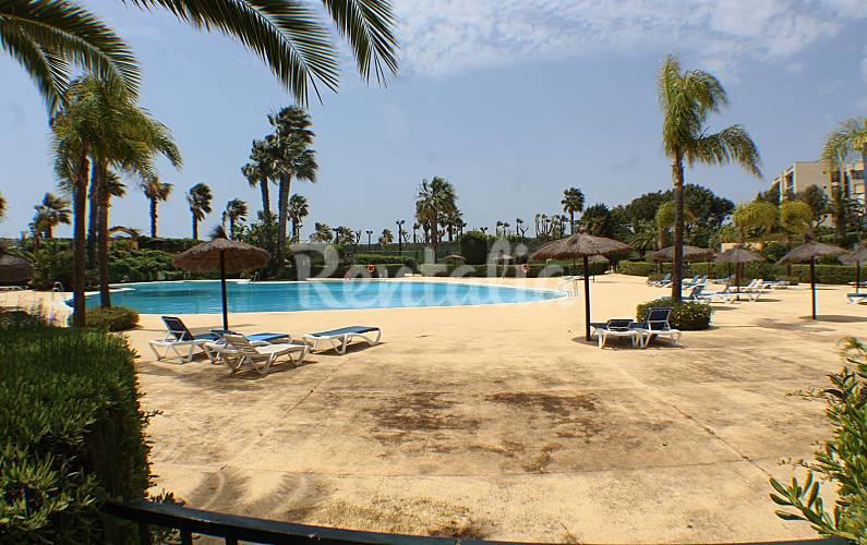 Apartamento en alquiler a 25 m de la playa islantilla lepe lepe huelva costa de la luz - Apartamento en islantilla playa ...