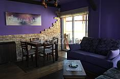 Apartamento de 3 habitaciones a 2 km de la playa Asturias