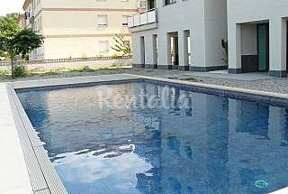 Apartamento para 4-5 personas a 500 mts de la playa Girona/Gerona