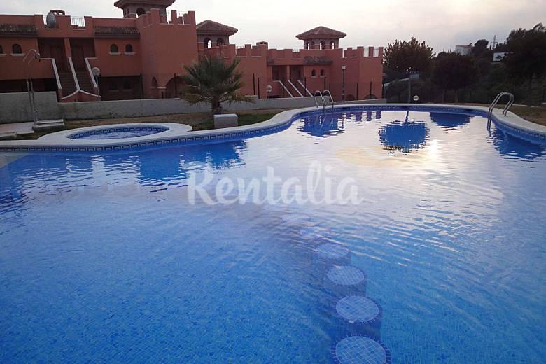 Apartment With 2 Bedrooms Only 100 Meters From The Beach Puerto De Mazarron Mazarr N Murcia