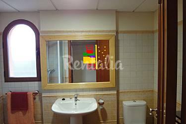 Apartment Bathroom Murcia Mazarrón Apartment