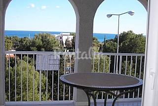 Luminoso apartamento, 5 personas a 150 m. de playa Castellón