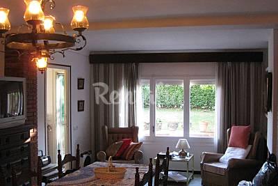 Casa de 3 habitaciones a 11 km de la playa Girona/Gerona
