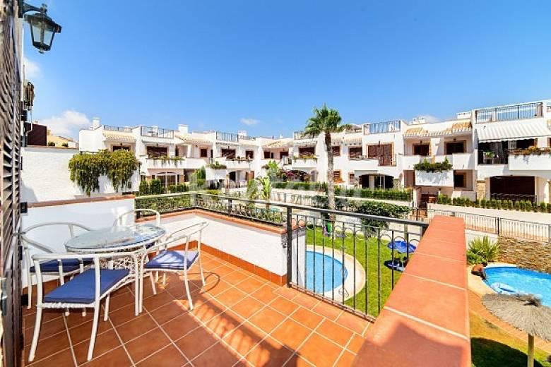 Apartamento en alquiler en comunidad valenciana cabo cervera playa la mata torrevieja - Alquilar apartamento en torrevieja ...