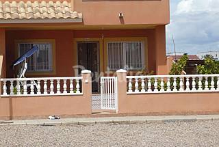 House for 6-8 people only 150 meters from the beach Murcia