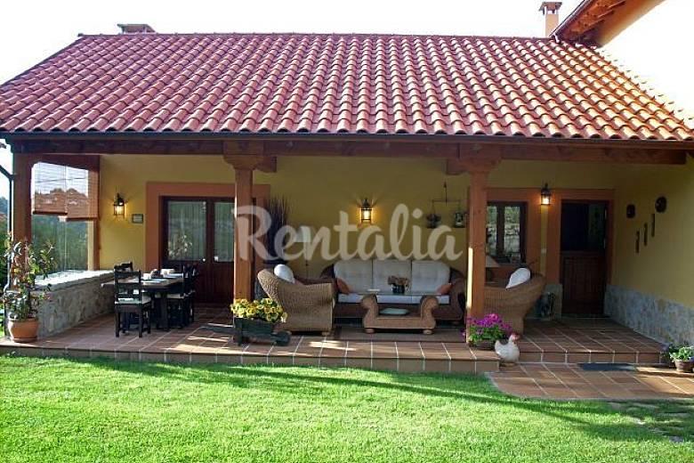 Affitti case vacanze viba o appartamenti case e ville for Terrazas rusticas techadas