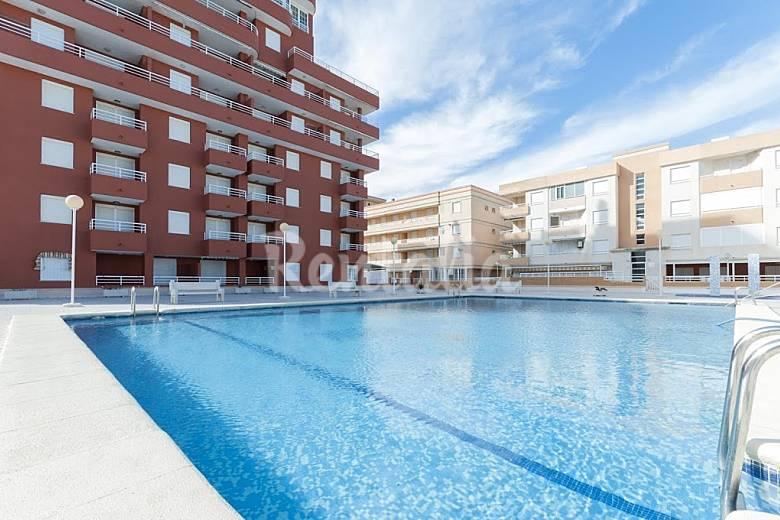 Apartamento en alquiler en valencia el brosquil cullera valencia parque natural de la albufera - Apartamentos en alquiler en valencia ...