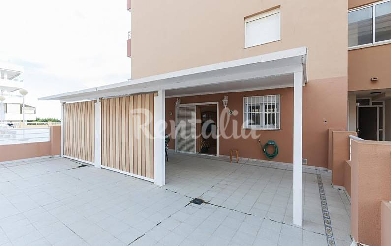 Apartamento en alquiler en valencia playa tavernes de la valldigna valencia camino del cid - Apartamentos valencia alquiler ...