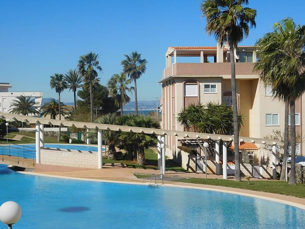 Apartamento en alquiler en d nia marines d nia alicante costa blanca - Denia apartamentos alquiler ...