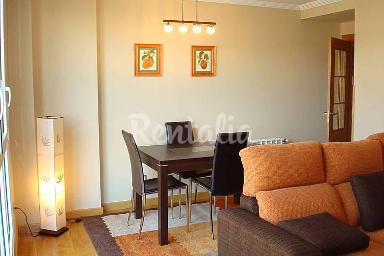 Apartamento para 4 personas en Santander zona Sard Cantabria
