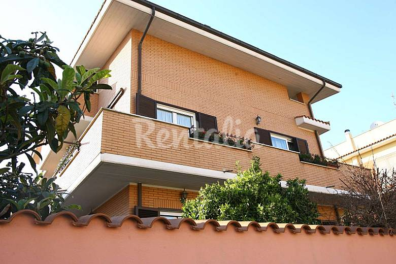 Appartement pour 2-4 personnes à 1,2 km de la plage Rome