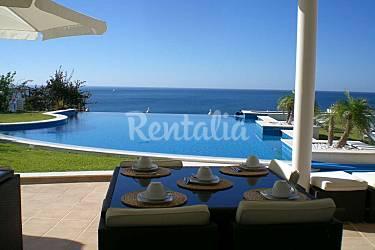 Luxury Swimming pool Algarve-Faro Lagos villa