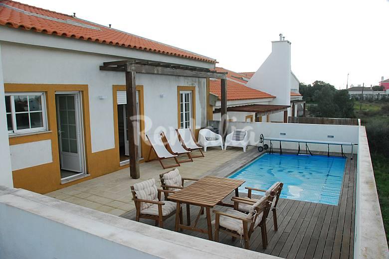 Casa en alquiler a 5 km de la playa sesimbra castelo sesimbra set bal costa de lisboa - Alquiler de casas en portugal ...