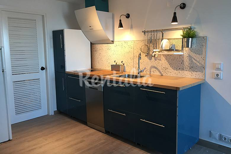 Apartamento Cozinha Algarve-Faro Tavira Apartamento